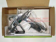 Anest Iwata Wider1l 12g2p 12mm Pressure Feed Hvlp Spray Gun Successor Lph 101
