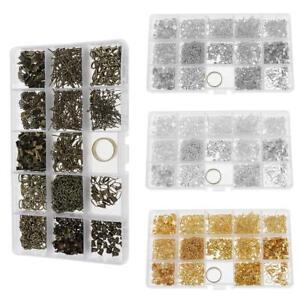 Vente-en-Gros-Bijoux-Making-Starter-Kit-Design-Reparation-conclusions-Outil-Bricolage-Artisanat