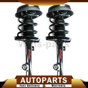 Suspension Strut and Coil Spring Assembly Front FCS 1332344