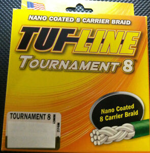 50 LB 300 YARDS TUF LINE XP SUPERBRAID FISHING LINE CHOOSE COLOR