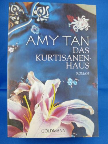 1 von 1 - Das Kurtisanenhaus von Amy Tan (2015, Klappenbroschur)/ ungelesen