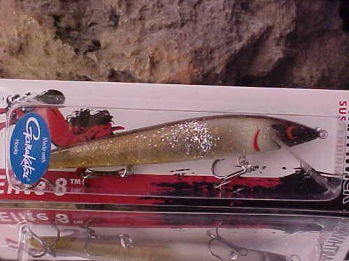"""Smithwick 4 1//2/"""" ARD4280 ELITE 8 ROGUE Suspending Crankbait for Bass//Walleye"""