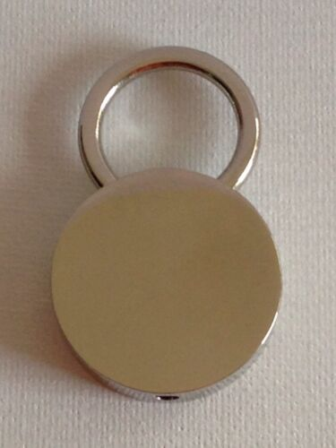 Plymouth Keychain Solid Brass Chrome Plated Gift Boxed Key Chain