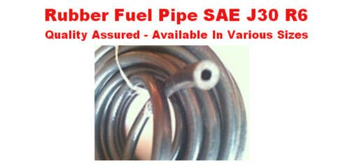 Diesel Gasolina sin plomo goma combustible líneas Manguera De Aceite Agua vacío tubo tubo Clips