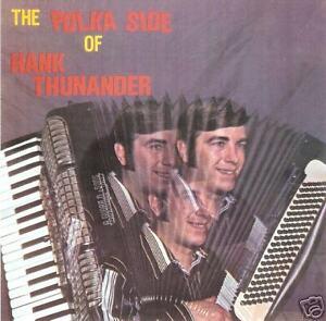 Hank-Thunander-The-Polka-Side-New-CD-Accordion-Fine