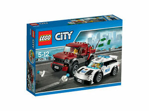 LEGO-City-60128-Polizei-Verfolgungsjagd-NEU-OVP