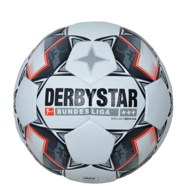 Derbystar Bundesliga Spielball Brillant Replica  2018/2019