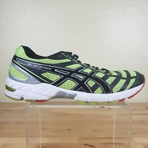 Asics-DS-Trainer-18-Athletic-Running-Shoes-Mens-Size-9-Training-Yellow-Black