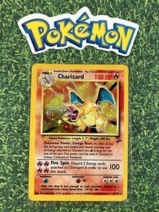 Charizard-Holo-Base-set-WotC-2-Edition-1st-Gen-Pokemon-Card-Non-Shadowless