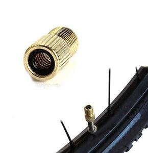 10 fahrrad ventil adapter von dv sv auf kfz car pumpe. Black Bedroom Furniture Sets. Home Design Ideas