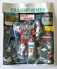 Transformers DEFENSOR protectobots G1 CHINA Remake MOSC Variant Recolor vintage