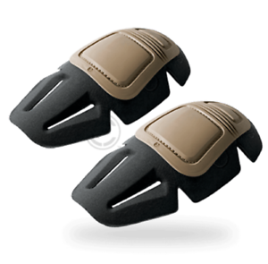 Crye Precision - AirFlex Combat Knee Pads - Khaki Tan
