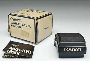 CANON-WAIST-LEVEL-FINDER-for-F1