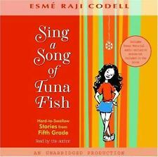 Sing a Song of Tuna Fish 2005 by Codell, Esme Raji 0307206483 Ex-library