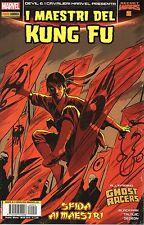 Fumetto.Devil & I Cavalieri Marvel 50.I maestri del Kung Fu.Marvel-Panini Comics