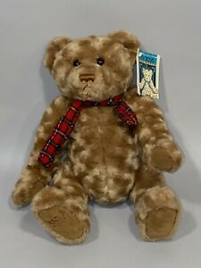 Teddy-Bear-Gund-Jointed-Plush-Macy-Stores-New-York-NY-Exclusive-Stuffed-Animal