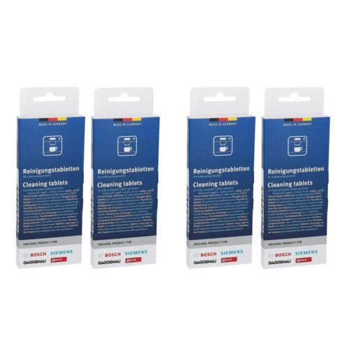 TCZ8001-311772 40 x Bosch Reinigungstabletten 2,2g 311770-310575 TCZ6001