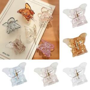 Fashion-Hairpin-Cute-Butterfly-Hair-Clip-Hair-Claws-Accessories-Barrette-M2Q8