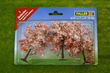 CHERRY TREES IN BLOSSOM 3 per pack 8 cms  Faller181406