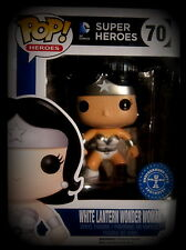 White Lantern - Wonder Woman - Vinyl Figur - Limited Edition - Funko Pop!