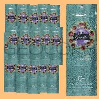 20 California Tan Giselle Step One Step 1 Packet Packet Tanning Lotion Sample