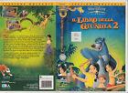 IL LIBRO DELLA GIUNGLA 2 (2003) VHS