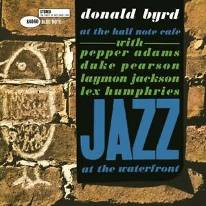 Donald-Byrd-At-The-Half-Note-Cafe-Vol-1-New-Vinyl-LP