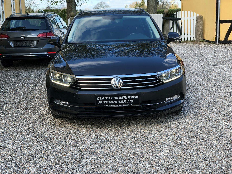 VW Passat 2,0 TDi 150 Comfortl. Vari. DSG 5d - 284.900 kr.