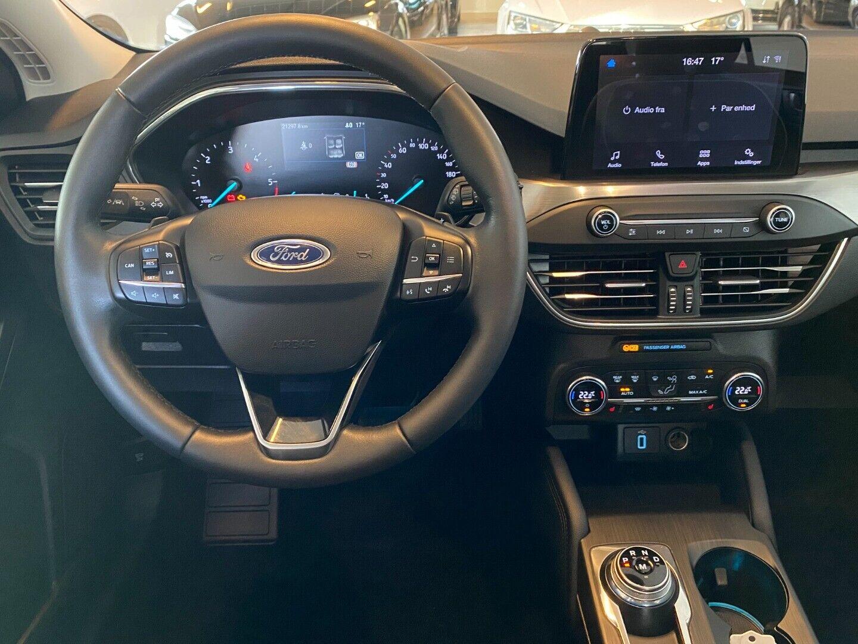 Billede af Ford Focus 1,5 EcoBlue Titanium aut.