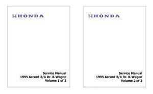 Honda Civic Service and Repair Manuals