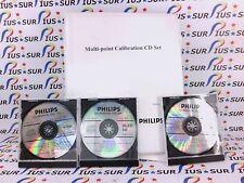 USSP Philips Multi-Point Calibration CD Set BLER HF Jitter Effect Length Radial
