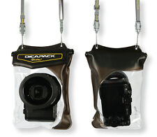 DiCAPac WP-610 camera waterproof case underwater housing for Canon G9 G10 H3 TZ5