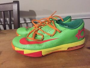 Nike Kevin Durant 6 Candy(599477-300).Child Sz.7Y EXCELLENT! Cond ... d67f37efa