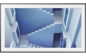 samsung un55ls003 55 the frame art led tv 4k uhd smart. Black Bedroom Furniture Sets. Home Design Ideas