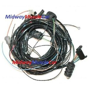 1970 corvette wiring harness 1970 mustang wiring harness #5