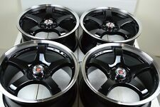 15 Wheels Reno Elantra Prius C XB iQ Civic Aveo Cobalt Accord 4x100 4x114.3 Rims
