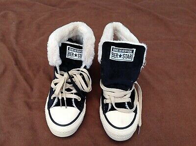 Beiepal Ber*Star Furry Lined High Top