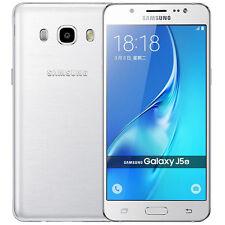 New Samsung Galaxy J5 Duos(2016) J5108 16GB Unlocked Dual SIM White Smartphone