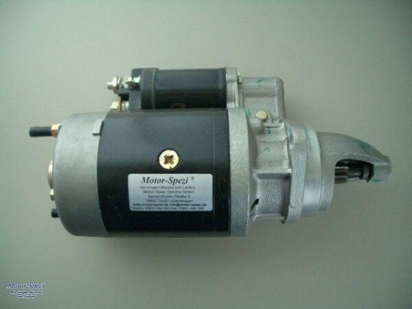 Anlasser für Mercruiser V8 mit Wendegetriebe, ersetzt  50-808011A1