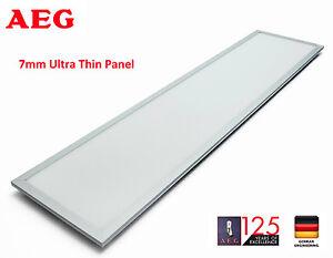 New 40W GermanAEG LED Office T Bar Panel light Troffer 30 60 120 cm free postage