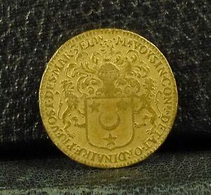Jeton-Prevot-des-marchands-1668-Daniel-Voysin-de-La-Noiraye-French-token-Medal
