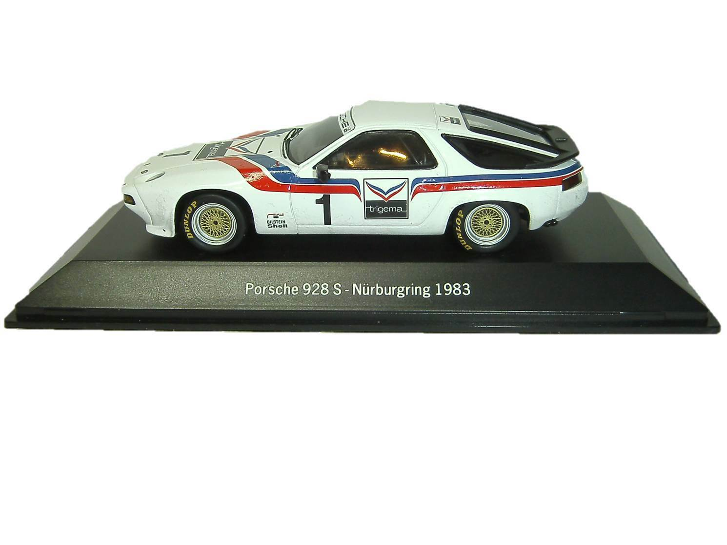 Porsche 928 S Nürburgring 1983 1983 1983 Spark 1 43 map02084116 BRAND NEW be4dce
