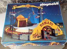 Playmobil#3720 Circus Romani Zirkus Cirque Nib Rare Nrfb