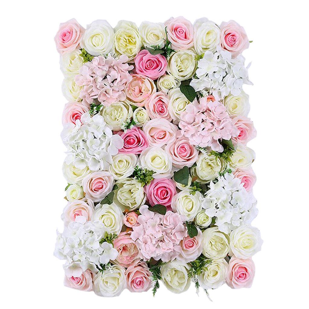 5er-set Art Fleurs bleumenwand rosenwand fleurs pilier pour chacune des occasions