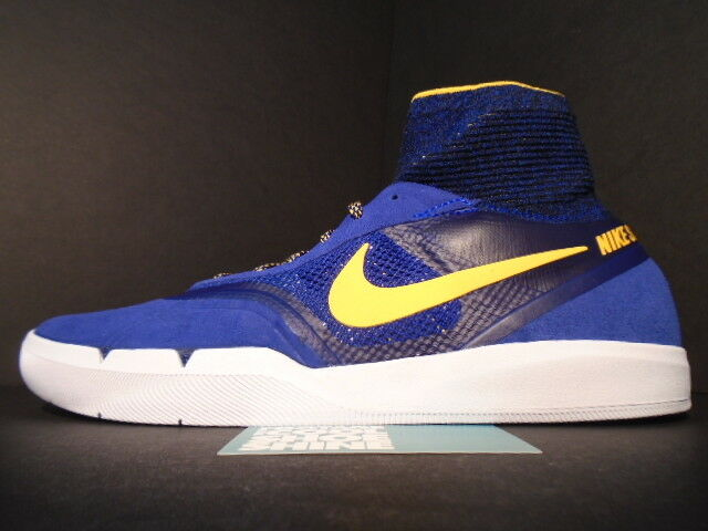 2016 koston nike dunk hyperfeel eric koston 2016 iii 3: royal Blau gold - gelb - e 11,5 f0db57