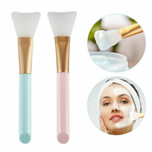 Women-Silicone-Face-Mask-Brush-Makeup-Tools-Facial-Mask-Mud-Mixing-Applicator-WI