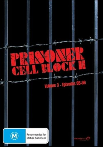 1 of 1 - PRISONER - CELL BLOCK H - VOLUME 3 - EPS. 65-96 (8 DVD SET)