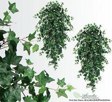 "2 51"" Artifical Ivy Hanging Bush  Silk Plants Wedding"