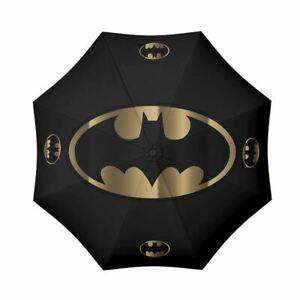 DC Comics Batman Classic Logo Compact Umbrella