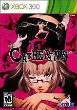 Catherine  COMPLETE (Microsoft Xbox 360, 2011)